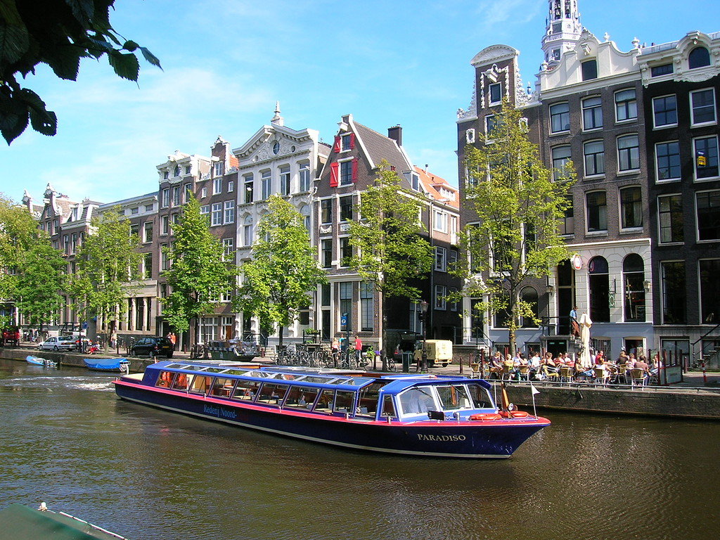 Gracht tour amsterdam