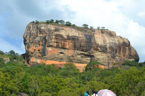Sigiriya: Lion Rock